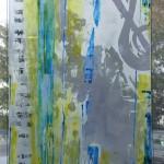 DER TON MACHT DIE MUSIK 2 - float glass picture