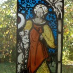 """COPY  """"antique picture"""" - stained glass"""