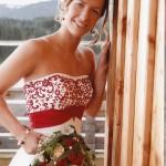 VERENA - wedding jewelry (earrings/matching bracelet)