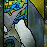 JUMP - stained glass